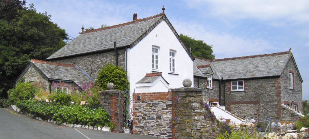 Melbourne Cottage, Boscastle, Cornwall