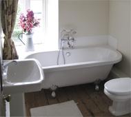 Melbourne Cottage, bathroom